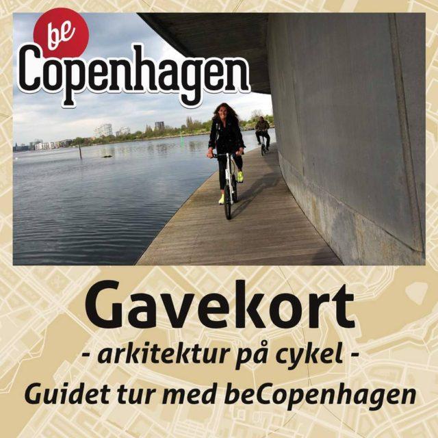 julegave gavekort til guidet tur om arkitektur i kbenhavn vises