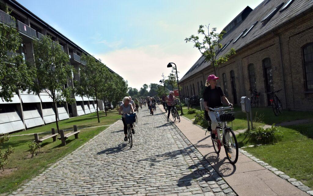 beCopenhagen arkitektur-tur Københavns Nordhavn