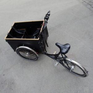 Christiania cargo bike for kids