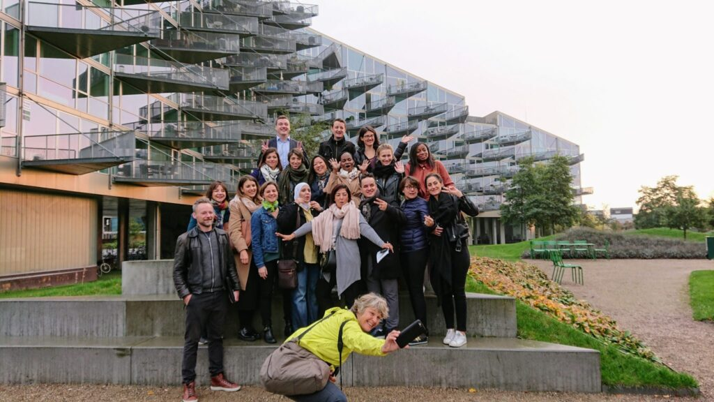 beCopenhagen architecture tours & dinner VM Housing