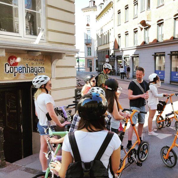 Essential Copenhagen bike tour