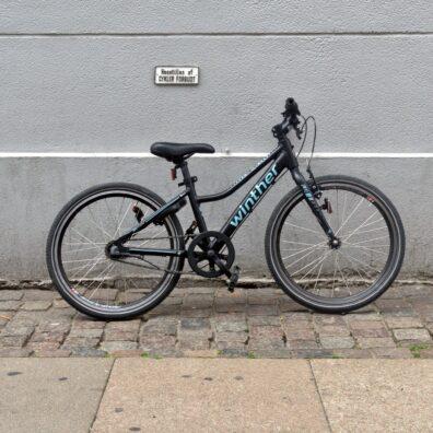 beCopenhagen rent a bike kid's bike