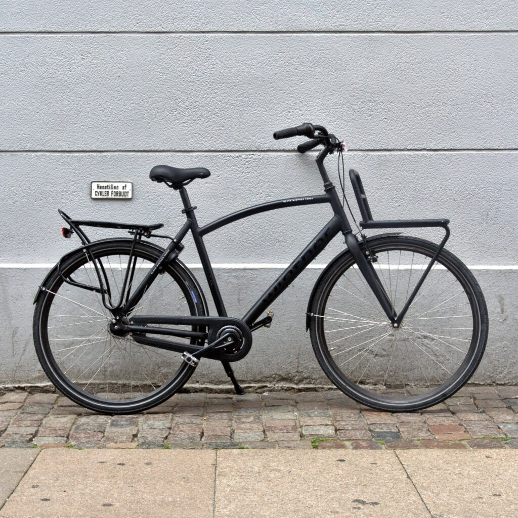 beCopenhagen rent a bike men's bike