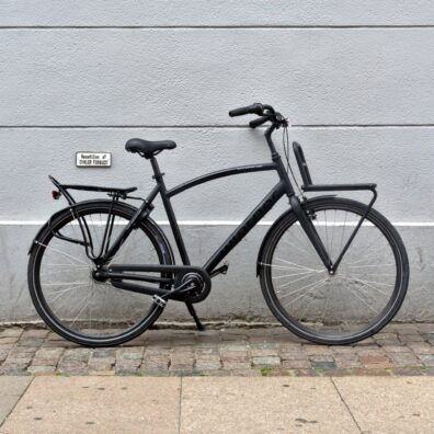 beCopenhagen rent a bike men's bike