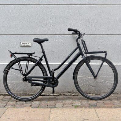 beCopenhagen rent a bike ladie's bike