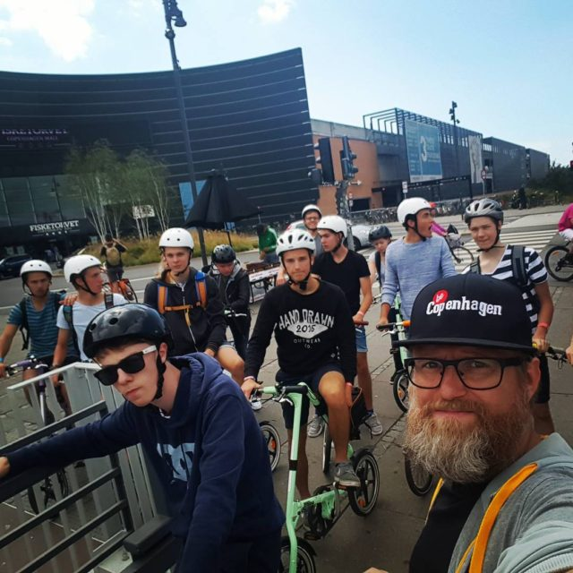 Essential Copenhagen bike tour