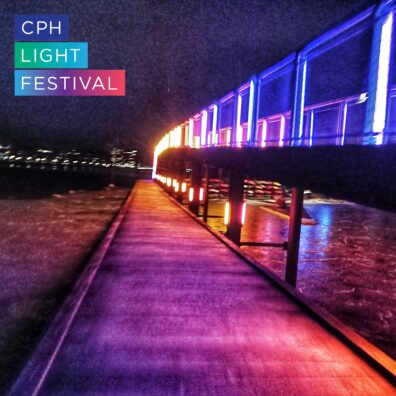 CPH Light Festival Bike tour