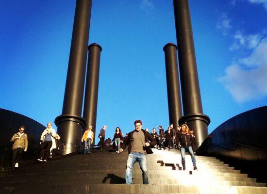 Four Day Tour of Danish Architecture Elias Ingvar Cronhammer