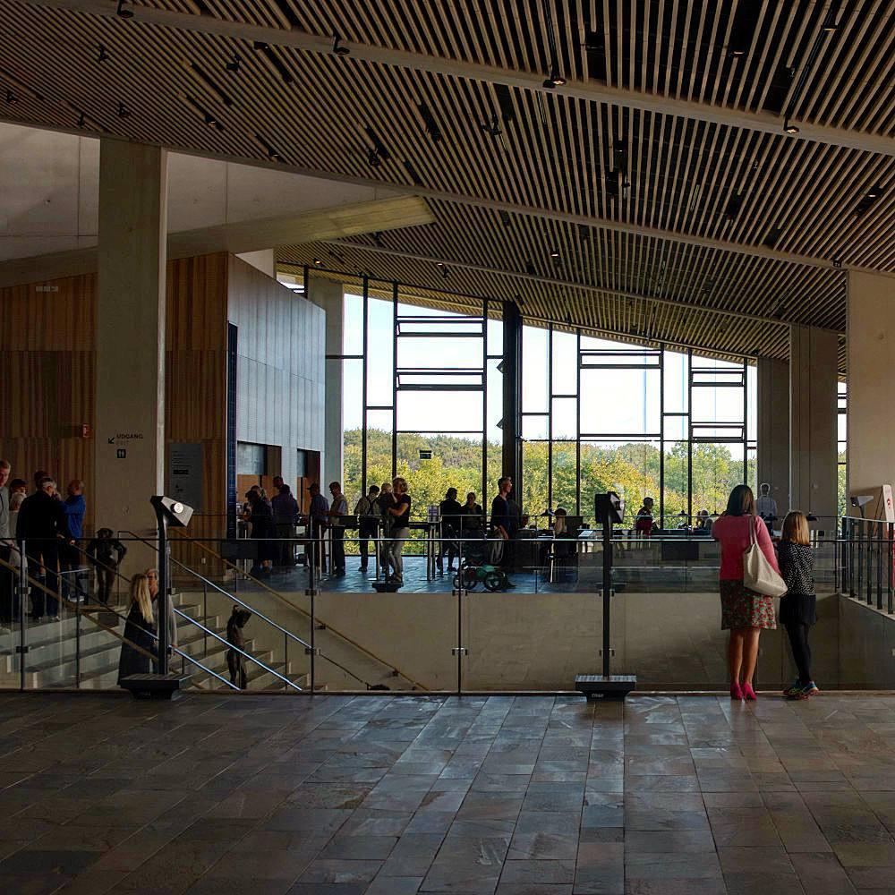 Four Day Tour of Danish Architecture MOMU Henning Larsen