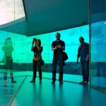 Four Day Tour of Danish Architecture Rainbow Olafur Eliasson