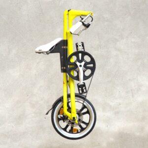 Rent a STRiDA folding bike in Copenhagen