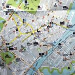 Rent a bike city map