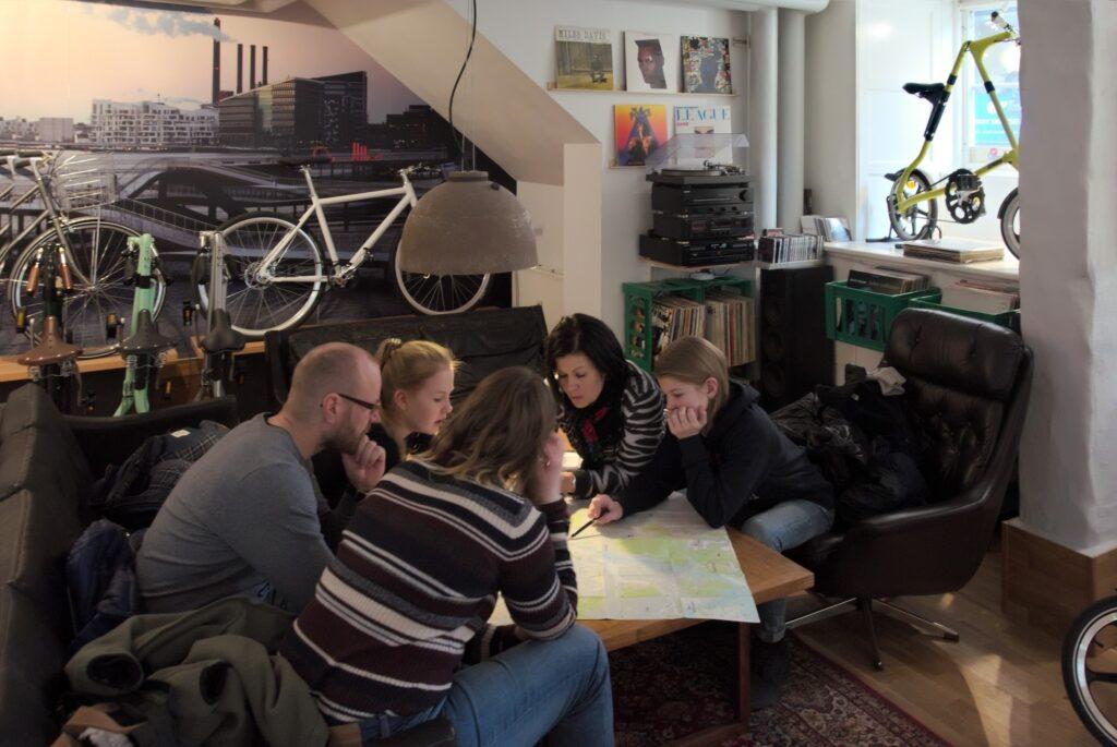 Københavner-turen', en 2 timers guidet cykeltur