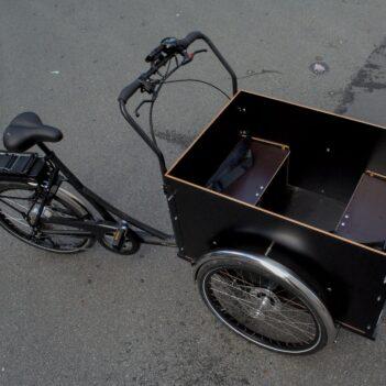 Rent an electric cargo bike in Copenhagen