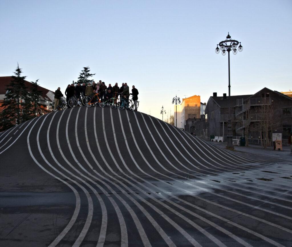 Superkilen BIG beCopenhagen architecture in Copenhagen NV
