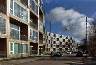 Arkitektur og byliv i Nordvest - cykeltur NV BIG Dorteavej