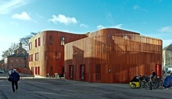 beCopenhagen Architecture bike tour Nordvest NV Cobe kindergarten