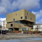 beCopenhagen Architecture bike tour Nordvest NV Cobe library