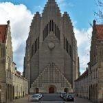 beCopenhagen Architecture bike tour Nordvest NV Grundtvig's Church