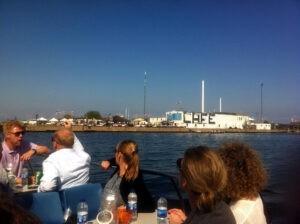 beCopenhagen architecture boat tour