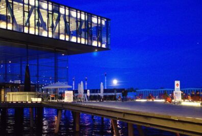 Private architecture tou in Copenhagen Royal Playhouse by Lundgaard & Tranberg