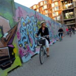 copenhagen neighbourhoods bike tour Ørestad