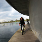 Copenhagen architecture bike tour Metropolis by Future Systems / Kasper Danielsen